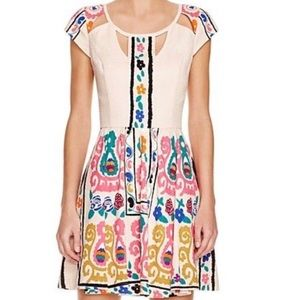 Plenty By Tracy Reese Cut Out Dress Size 4